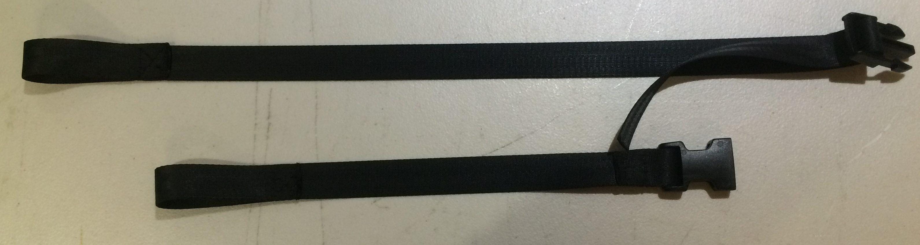 Loop Strap - 25mm Open Straight