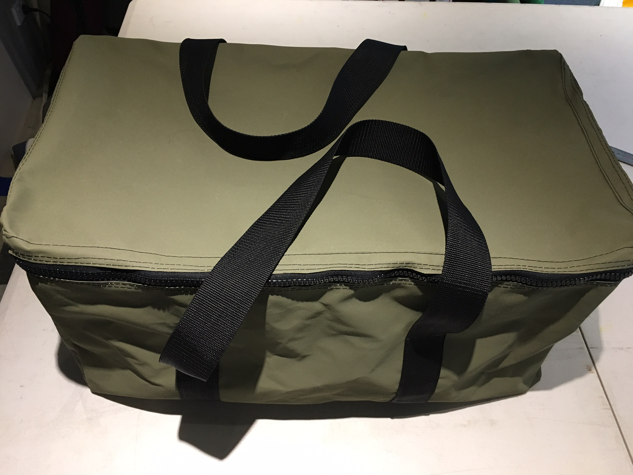 Weber BabyQ bag