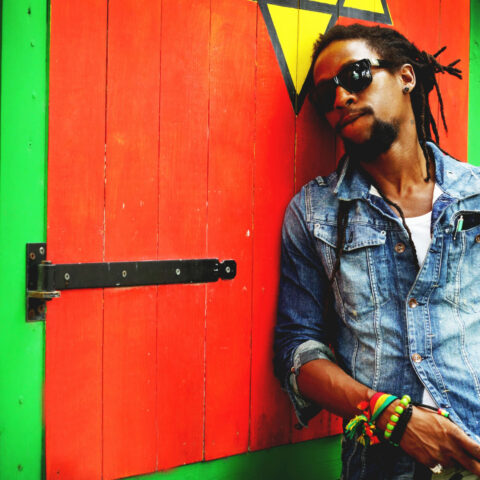 Jah_Cure_Lean_On_Rasta_Wall
