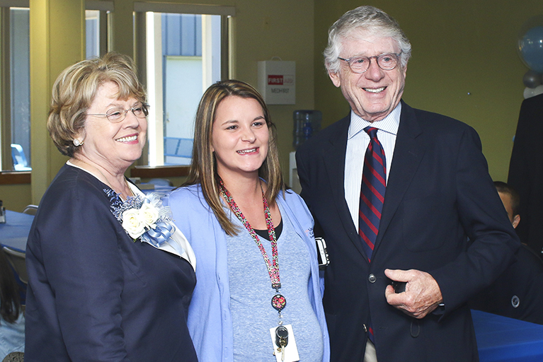 Grace Ann Dorney Koppell Dedicates Pulmonary Rehabilitation Centers