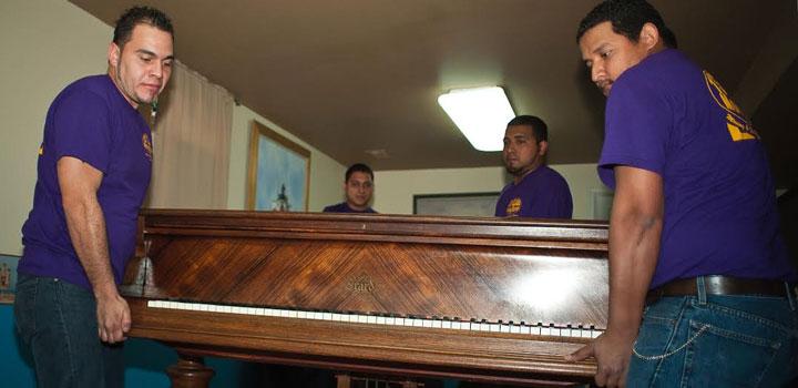 piano Piano Movers Orlando | Central Florida