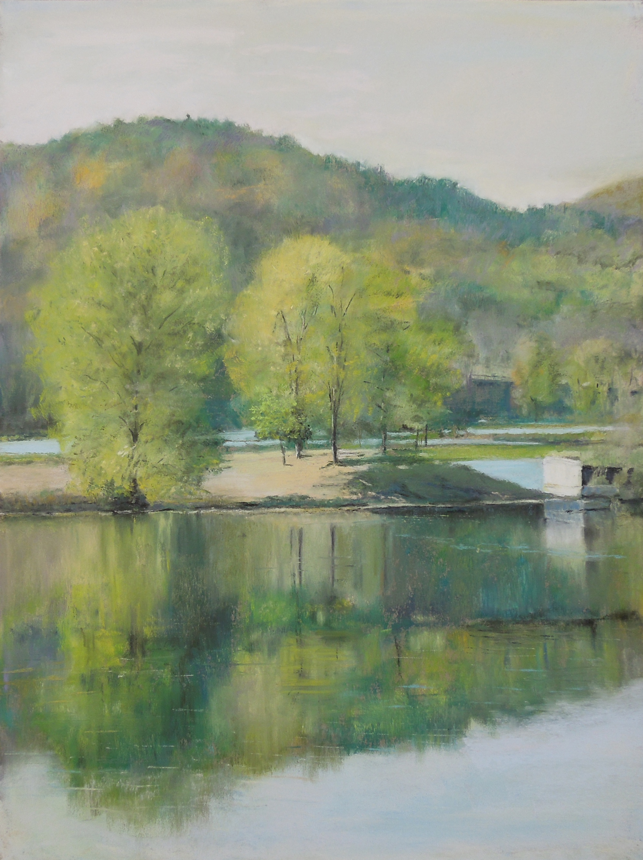 Maggie Smith, West River Reflections
