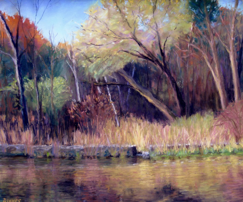 Deedee Jones, Autumn Hues