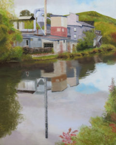 Linda Scott Taylor, The Mill