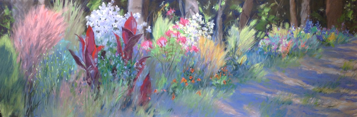 Rodrica Tilley, Exhuberant Garden
