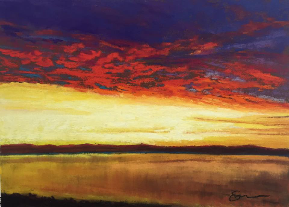 Susannah Colby, Fire in the Sky