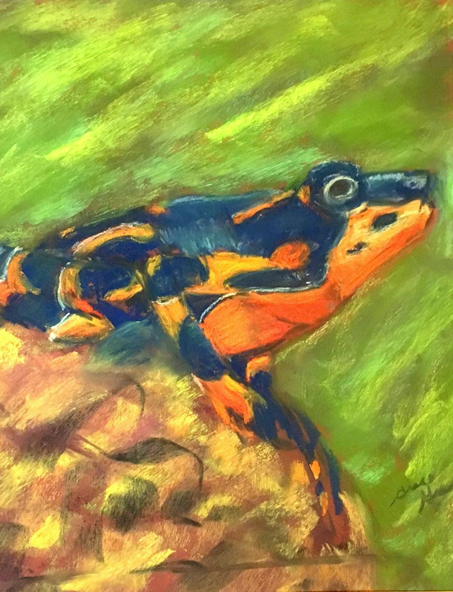 Grace Greene, Frog