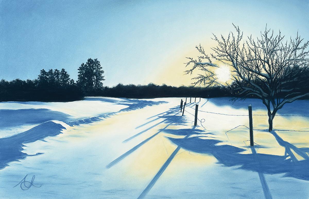 Anne Leeds, Winter Solstice