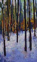 Kathrn Detzer, Blazing Forest