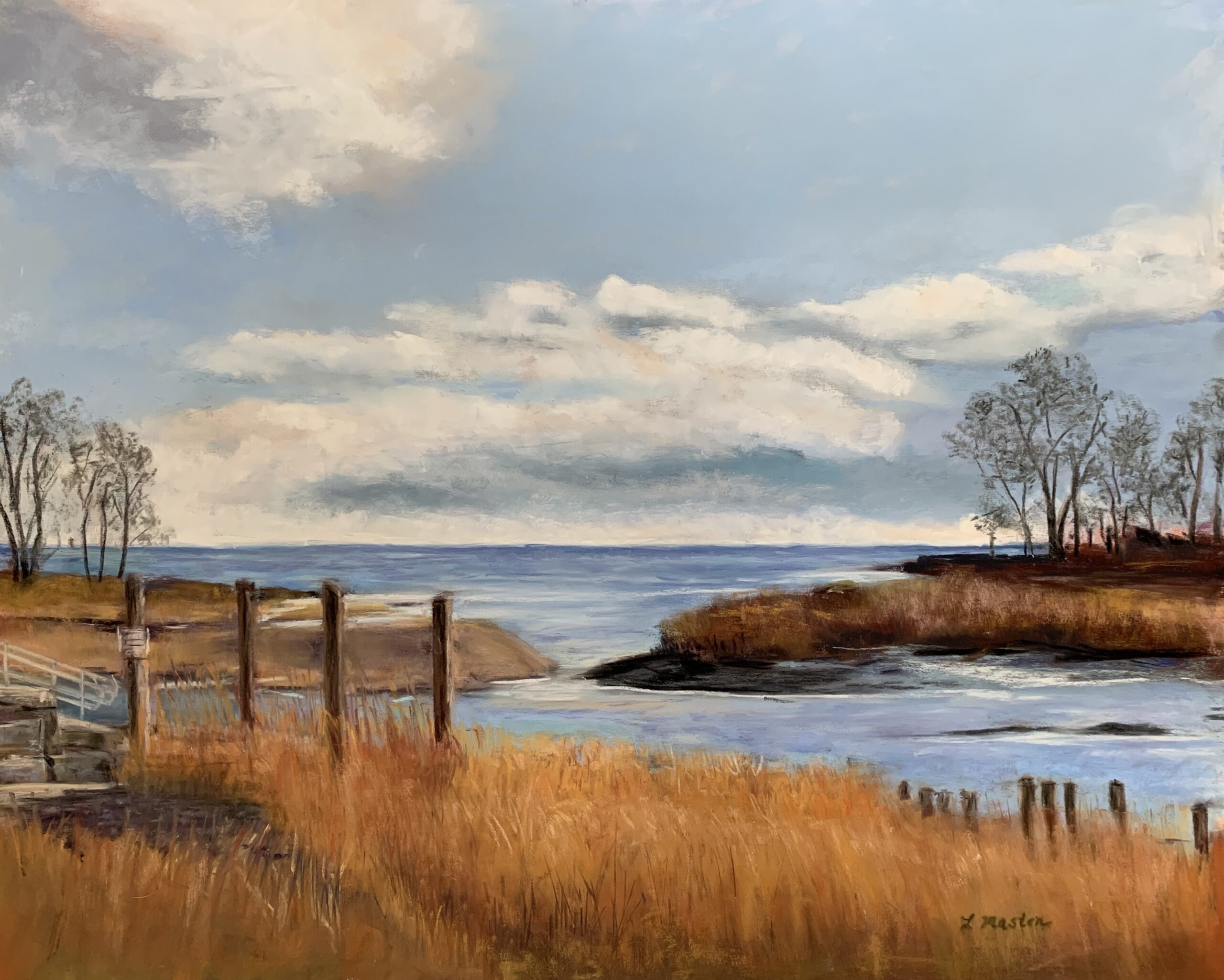 Linda Masten, Cove Island