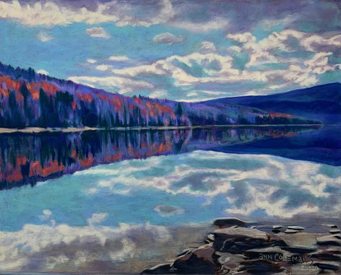 Ann Coleman, Autumn Reflection
