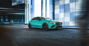 All New Mercedes Benz 2019 A Class Linking Events I Love Promotions