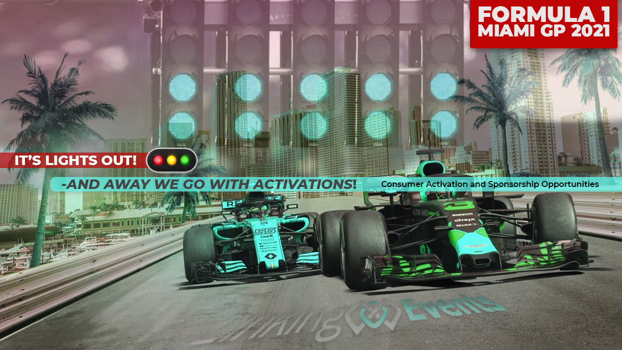 Formula 1 Miami GP 2021 a Fresh Opportunity for Brands