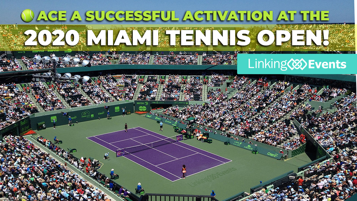 Experience the 2020 Miami Open! Witness History