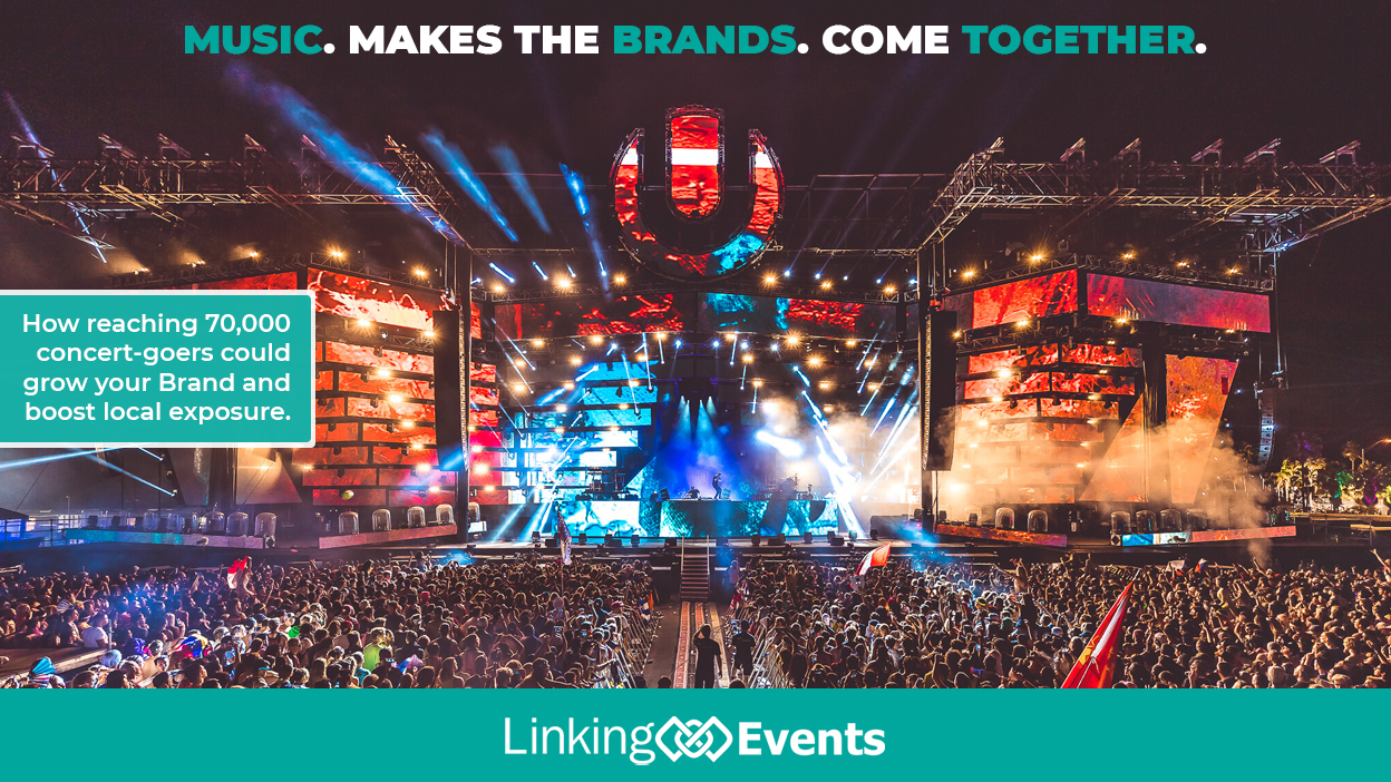 How Ultra Music Festival Can Grow Your Brand and Boost local Brand Exposure