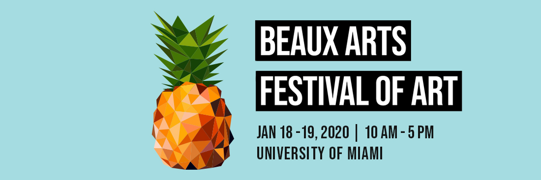 The Art of Media and Marketing has created 65 years of the Beaux Art Festival