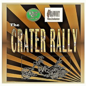 The Crater Rally & NETX Bike Week