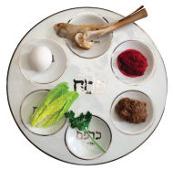 A Mitzvah Tradition at Passover