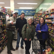 Expanding Our Role in the JFS Food Pantry