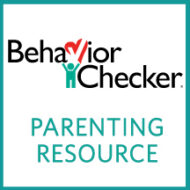 Behavior Checker for Healthy Families