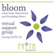 Priya Virtual Support Group During COVID-19