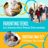 Parenting Teens Panel Discussion