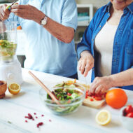 Healthy Eating for Aging Well