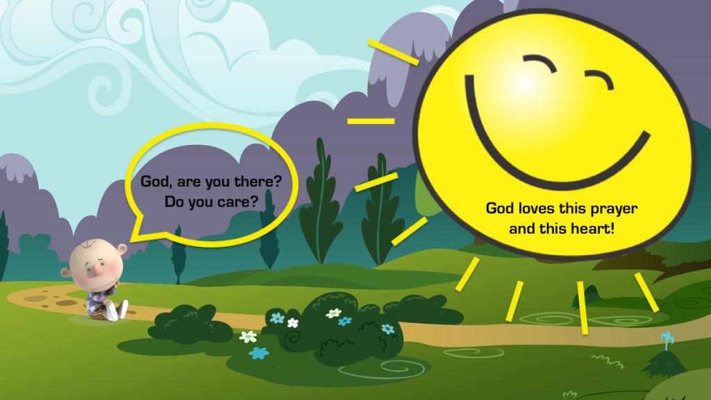 God is big