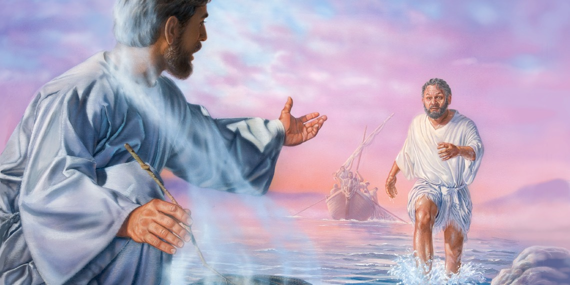 The Easter Story through the eyes of Peter
