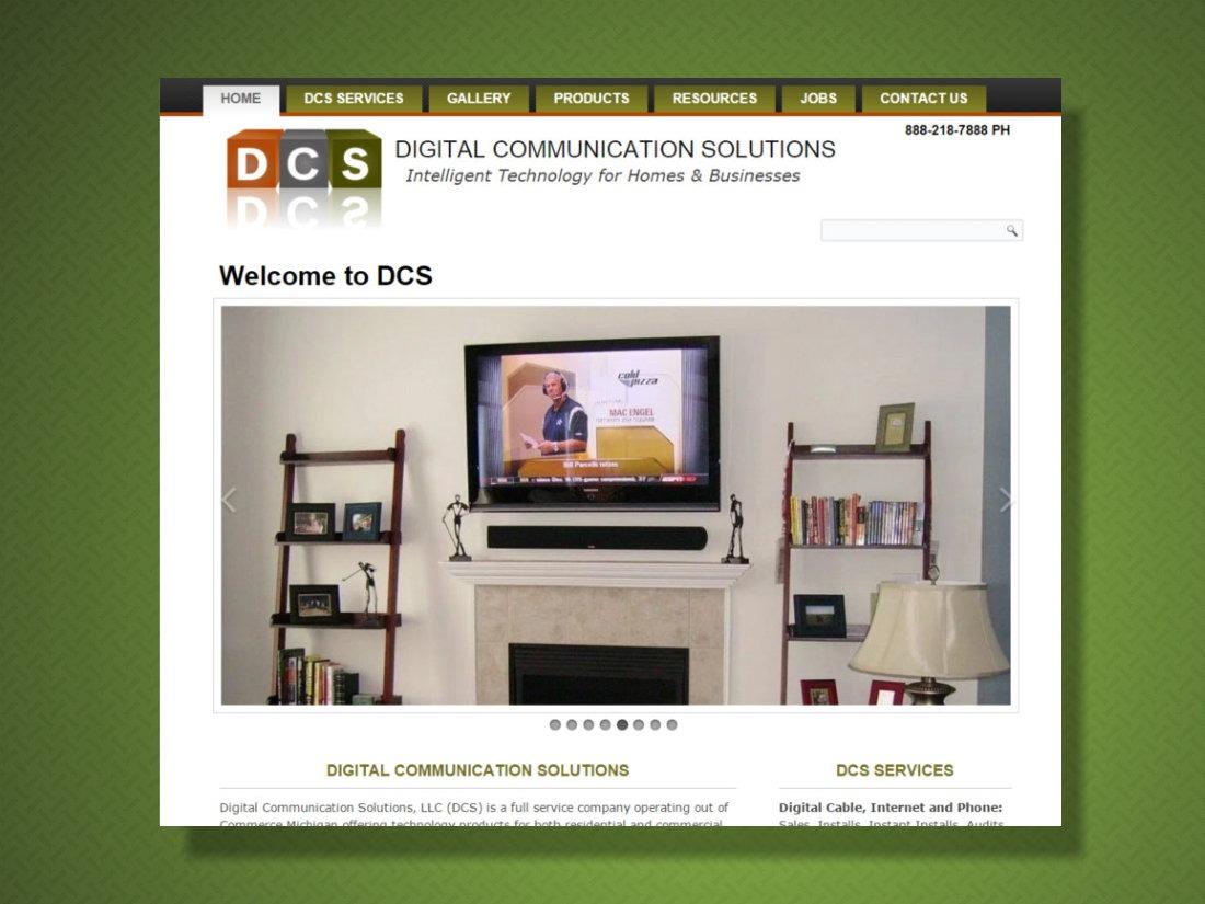 Digital Communication Solutions - DCS Technologies