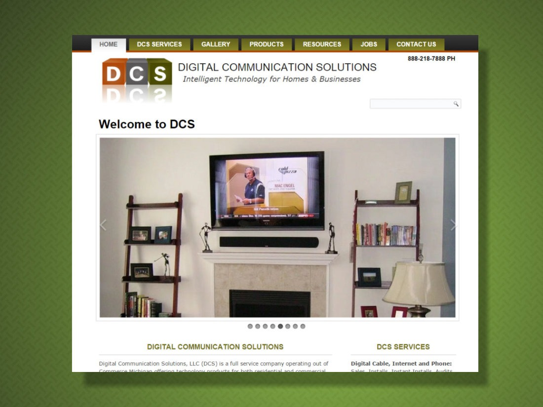 Digital Communication Solutions - DCS Technologies