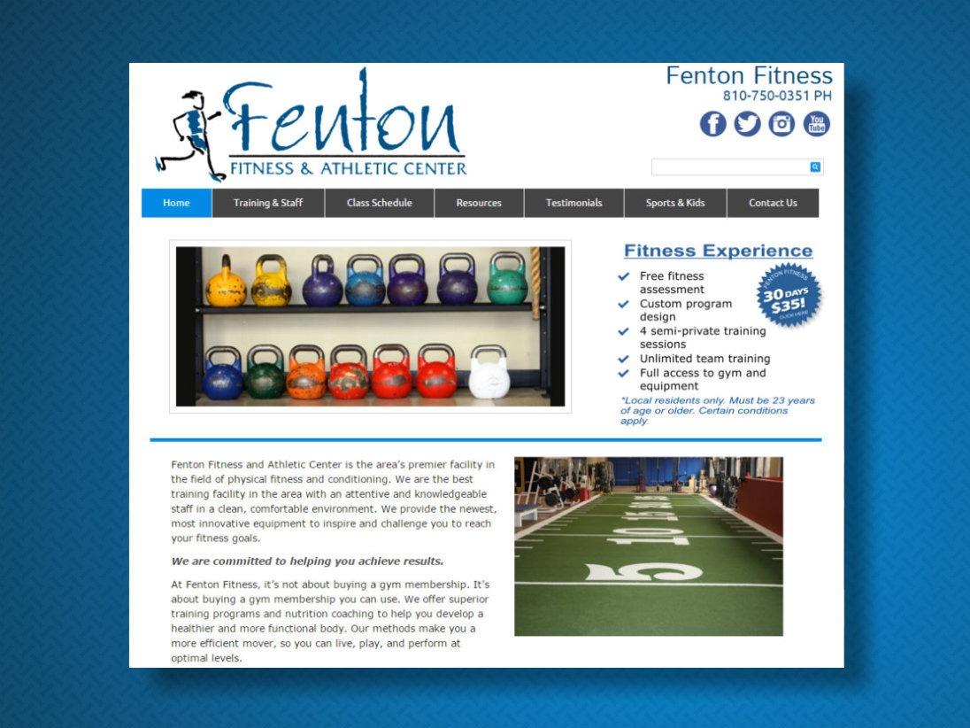 Fenton Fitness 2015