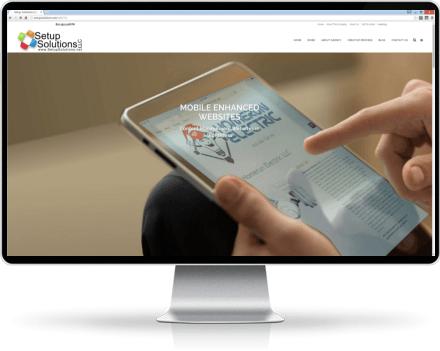 Website Design Setup Solutions LLC