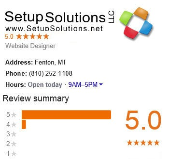 Setup Solutions LLC - Website Design & Support Reviews 5 Star