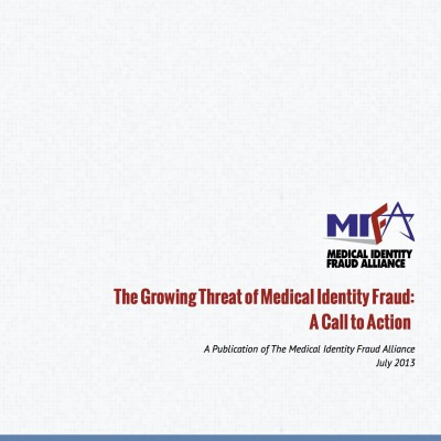 The Growing Threat of Medical Identity Fraud: A Call to Action