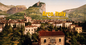 Granite Arch competes in Italy