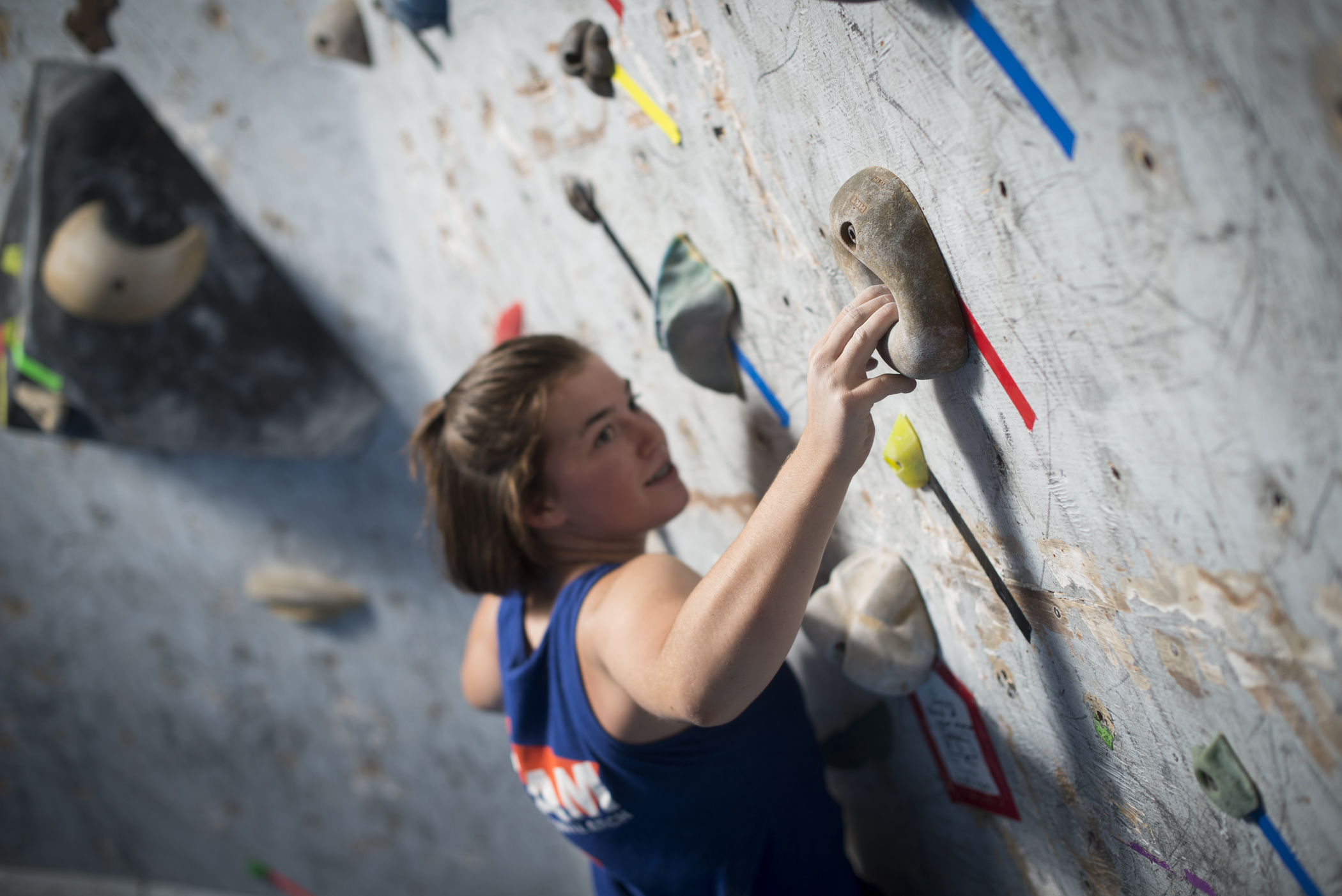 USAC Bouldering Competition-Oct. 21, 2017