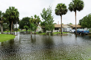 redington shores flood