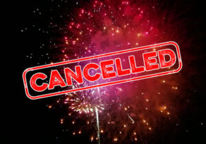 fireworks cancelled 2020