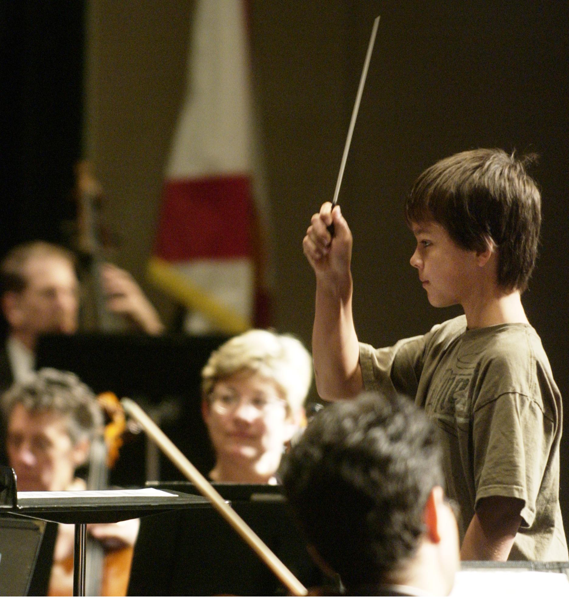 Symphony concert 5th grade