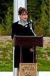 Former Alaska Governor Sarah Palin