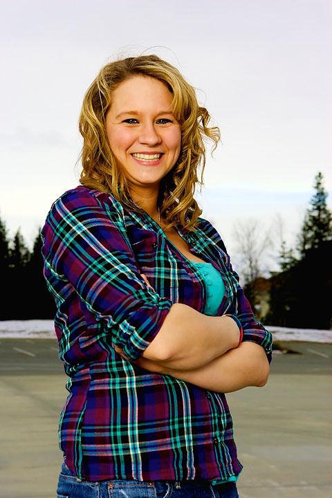 Laramie Senior Photo