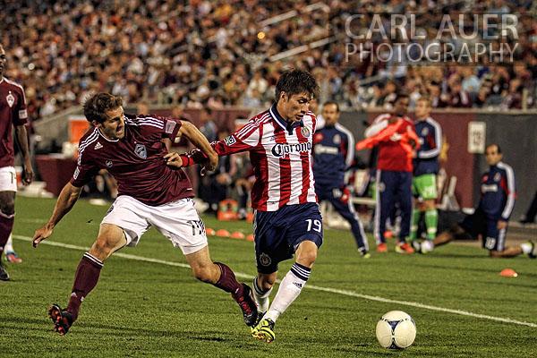 MLS 2012 - Chivas USA at Colorado Rapids