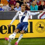 Bend it like Beckham - MLS Rapids host Galaxy