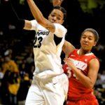2012 NCAA Womens Basketball - New Mexico Lobos vs Colorado Buffaloes