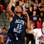 2013 HS Girls and Boys Basketball Double Header - Ralston Valley at Arvada West