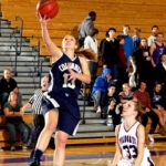 2013 HS Girls Basketball - Columbine at Arvada West