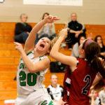 2013 High School Girls Basketball Dakota Ridge at Standley Lake