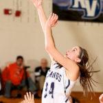 2013 High School Girls Basketball Lakewood at Ralston Valley
