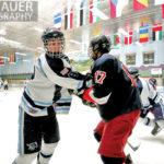 2013 High School Hockey Kent Denver at Ralston Valley